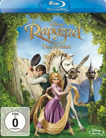 Blu-ray »Rapunzel - Neu verföhnt«