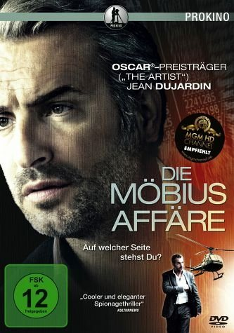 DVD »Die Möbius Affäre«