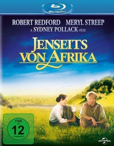 Blu-ray »Jenseits von Afrika«