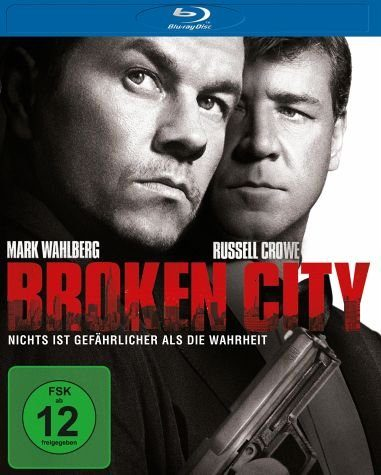 Blu-ray »Broken City«