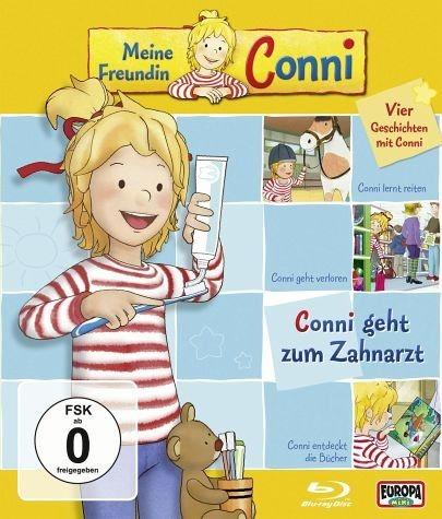 Blu-ray »Meine Freundin Conni - Conni geht zum Zahnarzt«