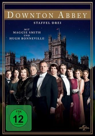 DVD »Downton Abbey Season 3«