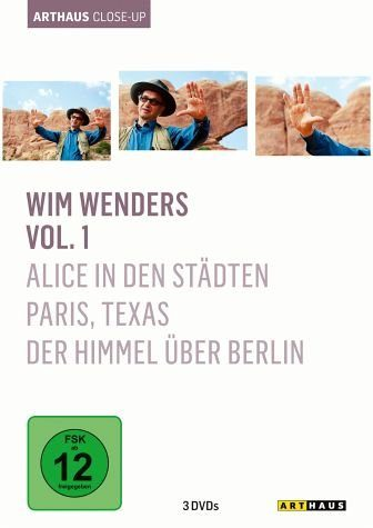 DVD »Wim Wenders - Arthaus Close-Up, Vol. 1 (3 Discs)«