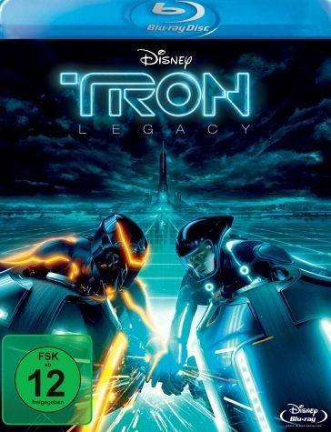 Blu-ray »Tron: Legacy«