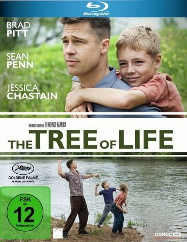 Blu-ray »The Tree of Life«