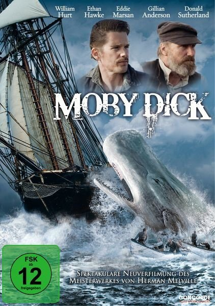 DVD »Moby Dick«