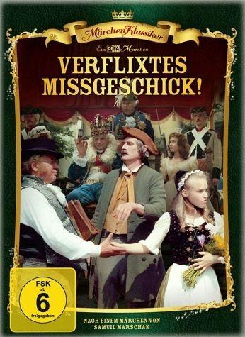 DVD »Verflixtes Mißgeschick!«