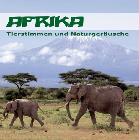 Audio CD »Karl-Heinz Dingler: Afrika«