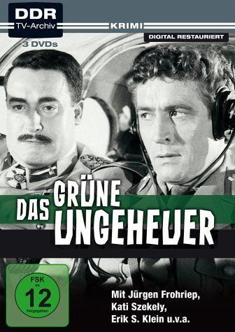 DVD »Das grüne Ungeheuer (3 Discs)«