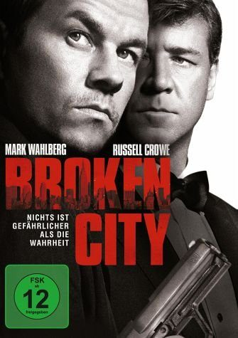 DVD »Broken City«