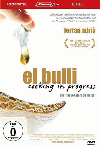 DVD »El Bulli - Cooking in Progress (OmU)«