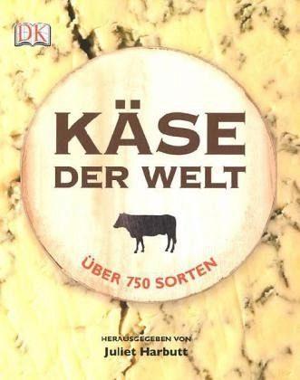 Gebundenes Buch »Käse der Welt«