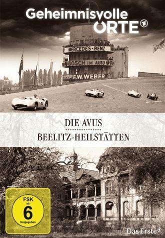 DVD »Geheimnisvolle Orte - Die Avus /...«