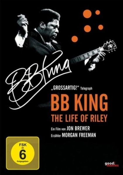 DVD »B.B. King: The Life of Riley (OmU)«