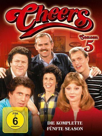 DVD »Cheers - Die komplette fünfte Season (4 Discs)«