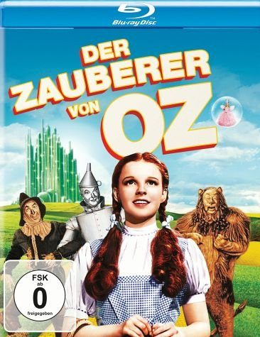 Blu-ray »Der Zauberer von Oz«
