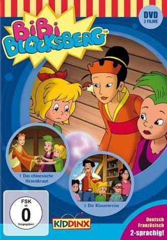 DVD »Bibi Blocksberg - Das chinesische Hexenkraut /...«