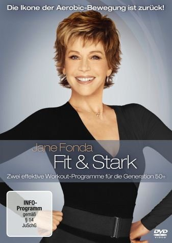 DVD »Jane Fonda - Fit & Stark«
