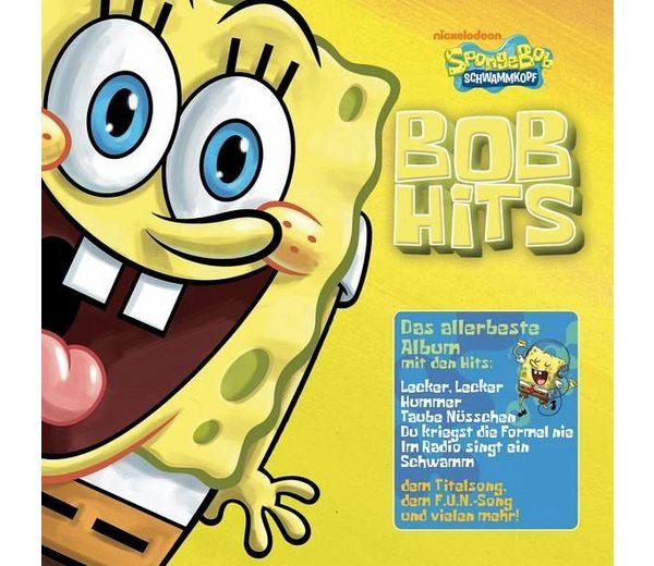Audio CD »SpongeBob: Bob Hits - Das Allerbeste Album«