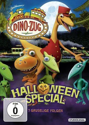 DVD »Dino-Zug - Halloween-Special«