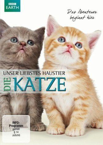 DVD »Unser liebstes Haustier«