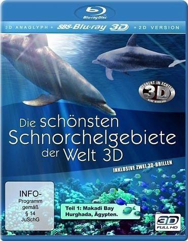 Blu-ray »Die schönsten Schnorchelgebiete der Welt -...«