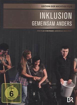DVD »Inklusion - Gemeinsam anders«