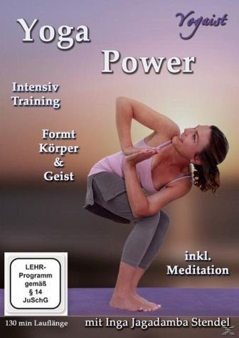 DVD »Yoga Power«
