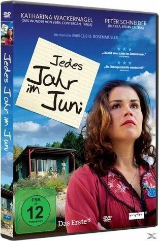 DVD »Jedes Jahr im Juni«