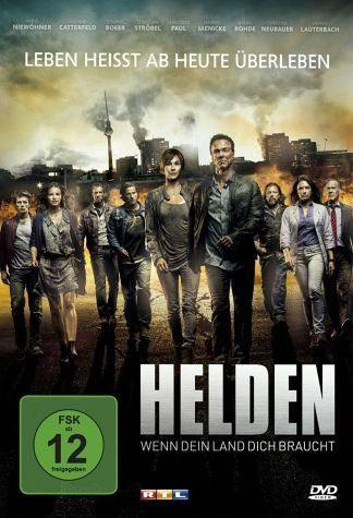 DVD »Helden - Wenn dein Land dich braucht«
