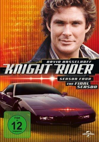 DVD »Knight Rider - Season 4 (6 DVDs)«