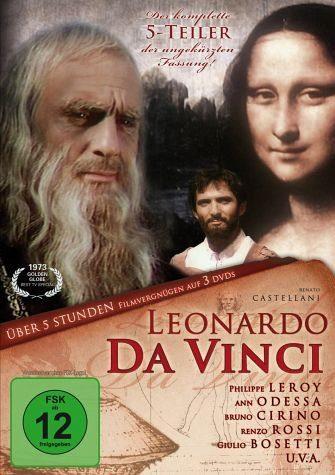 DVD »Leonardo Da Vinci«
