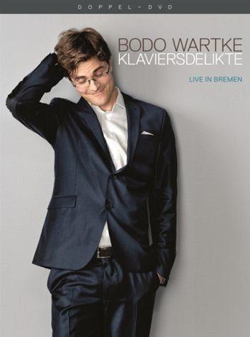DVD »Bodo Wartke - Klaviersdelikte (2 Discs)«
