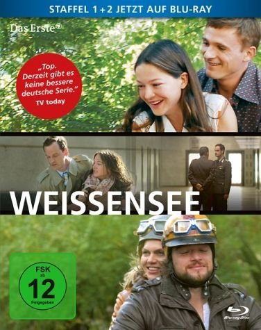 Blu-ray »Weissensee - Staffel 1 + 2«