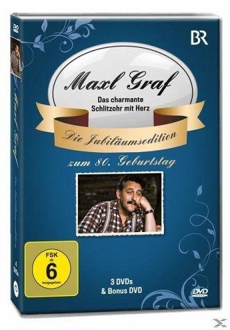 DVD »Maxl Graf - Das charmante Schlitzohr mit Herz...«