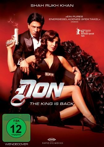 DVD »Don - The King Is Back (Limited Special...«
