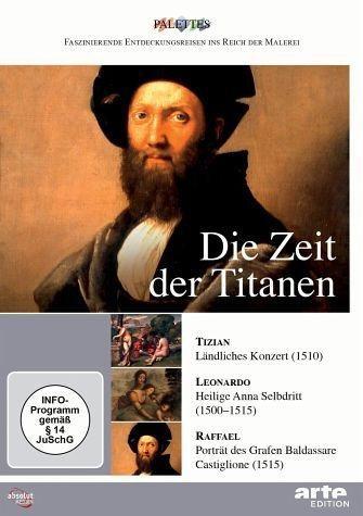 DVD »Die Zeit der Titanen: Tizian - Leonardo - Raffael«