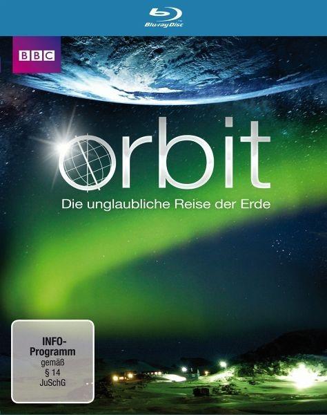Blu-ray »Orbit - Die unglaubliche Reise der Erde«