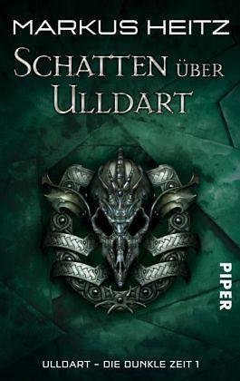 Broschiertes Buch »Schatten über Ulldart / Ulldart - die dunkle...«
