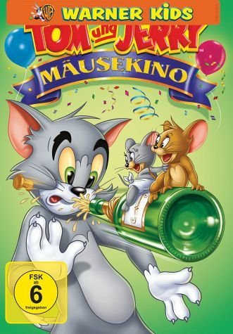 DVD »Tom und Jerry - Mäusekino«