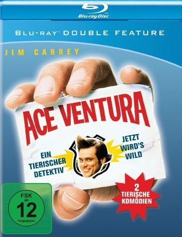 Blu-ray »Ace Ventura - Ein tierischer Held / Jetzt...«