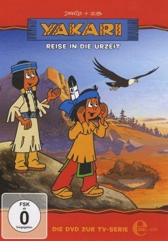 DVD »Yakari - Reise in die Urzeit«