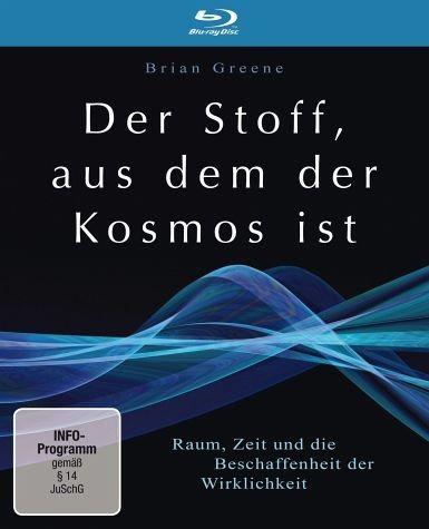 Blu-ray »Der Stoff, aus dem der Kosmos ist - Raum, Zeit...«