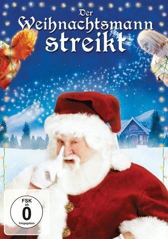 DVD »Der Weihnachtsmann streikt«
