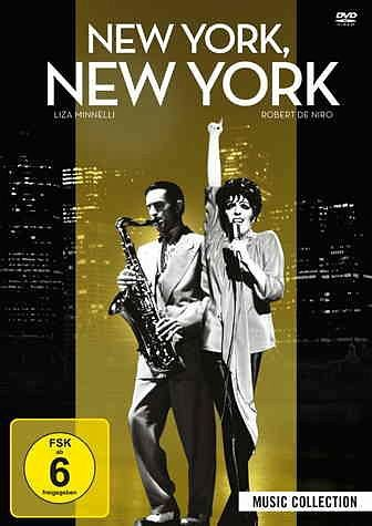 DVD »New York, New York (Music Collection)«
