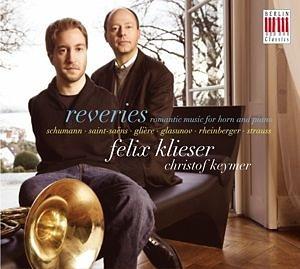 Audio CD »Felix Klieser: Reveries-Romantische Musik Für...«