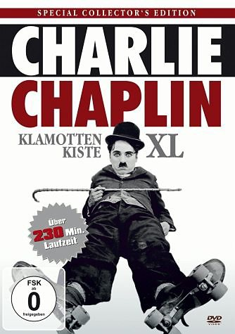 DVD »Klamottenkiste - Charlie Chaplin«