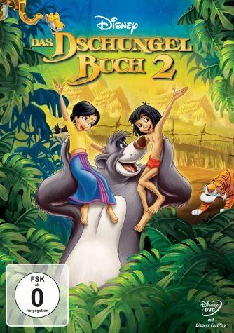 DVD »Das Dschungelbuch 2«