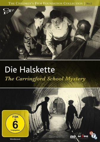 DVD »Die Halskette - The Carringford School Mystery«