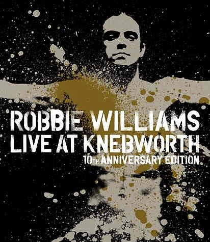 DVD »Live At Knebworth - 10th Anniversary«